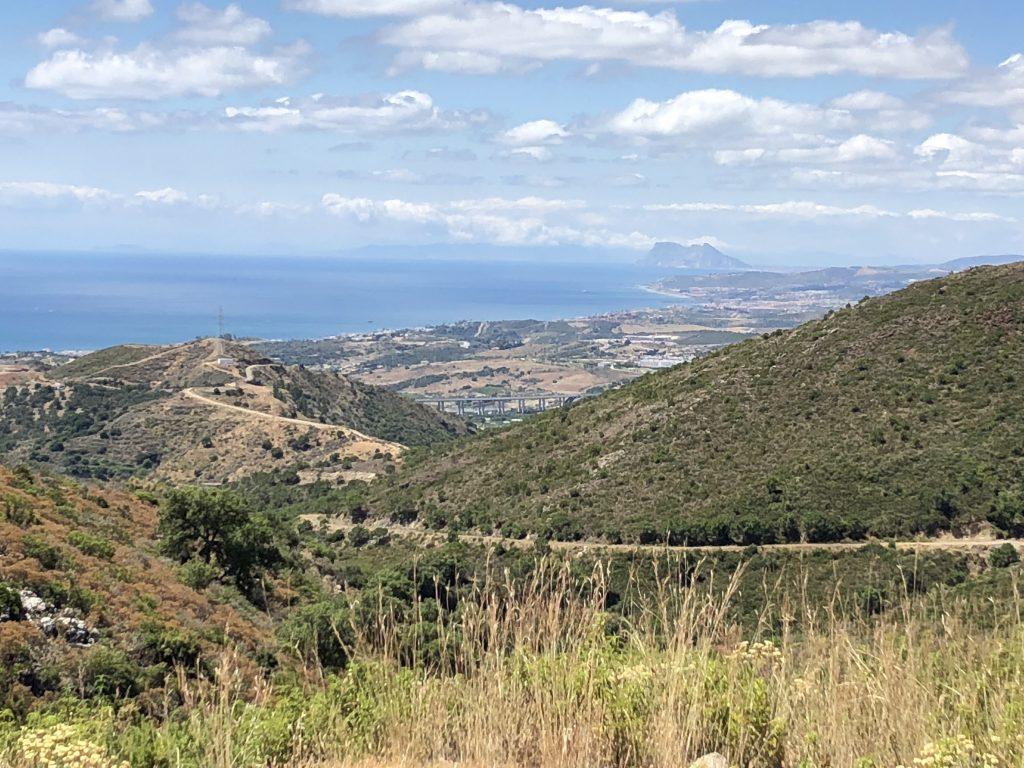 Estepona to Gibraltar